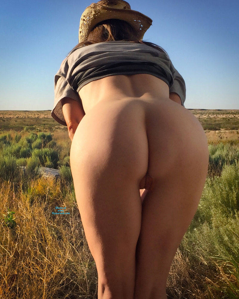 Pic #8 Nirvana Texas Cowgirl - Nude Girls, Public Exhibitionist, Outdoors, Small Tits, Amateur