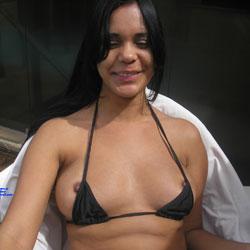 Naked - Brunette, Amateur