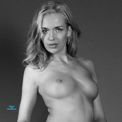 Hot Topless Blonde - Blonde Hair, Firm Tits, Nipples, Topless Girl, Topless, Hot Girl, Sexy Boobs, Sexy Face, Sexy Girl