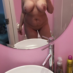 My extremely large tits - Lady8