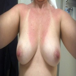 Large tits of my wife - Horny Momma