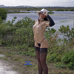 Missy At The Refuge - Nude Girls, Lingerie, Outdoors, Amateur, Wives In Lingerie, Firm Ass
