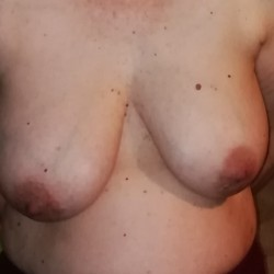 My large tits - Her Horniness
