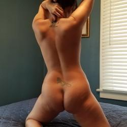 A neighbor's ass - Amber♡