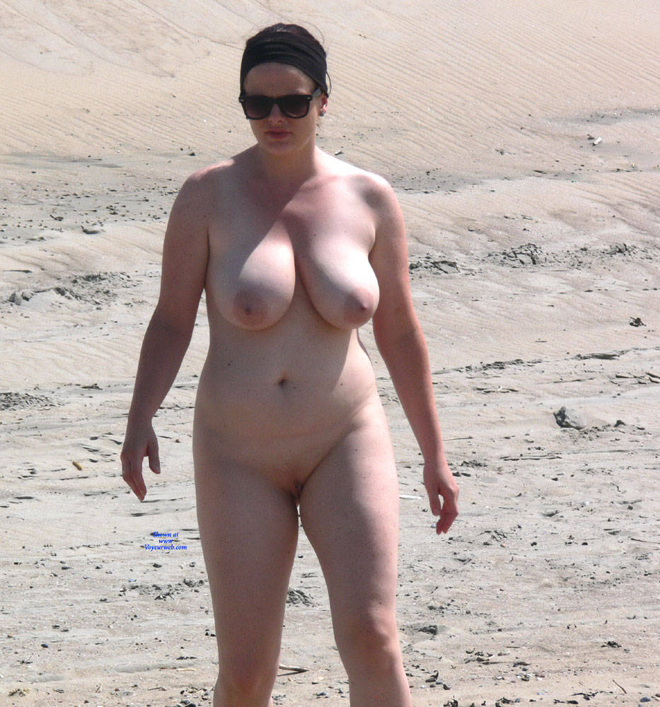 Pic #2 Sunshine Nude - Nude Girls, Beach, Big Tits, Outdoors, Beach Voyeur