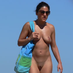 Awesome Sunshine Nude - Brunette Hair, Full Nude, Naked Outdoors, Nude Beach, Nude Outdoors, Shaved Pussy, Sunglasses, Beach Pussy, Beach Tits, Beach Voyeur, Sexy Body, Sexy Boobs, Sexy Face, Sexy Girl, Sexy Legs
