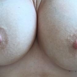 My extremely large tits - Shamekia