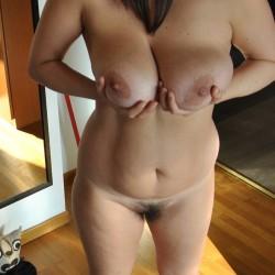 My very large tits - Milf-Bea