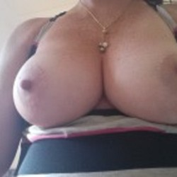 Large tits of my wife - my wifes tits 2
