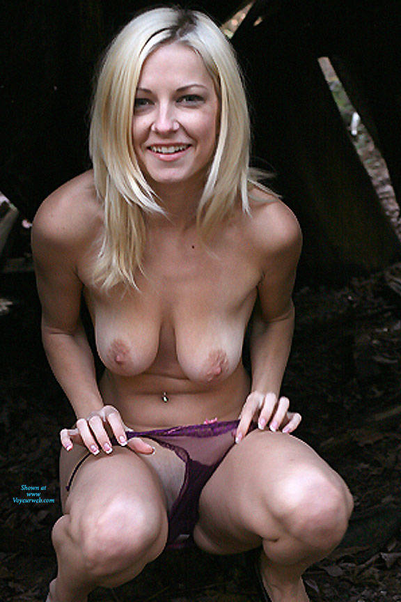 Pic #6 The Shed - Nude Girls, Big Tits, Blonde, Shaved, Amateur
