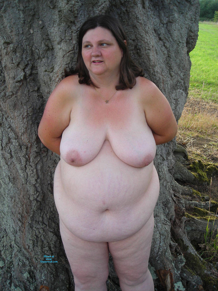 older Chubby nude