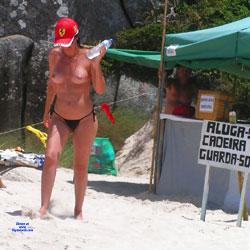 Delicias do Brazil - Beach Bikinis - Beach, Outdoors, Bikini Voyeur