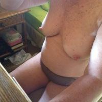 My medium tits - Anne