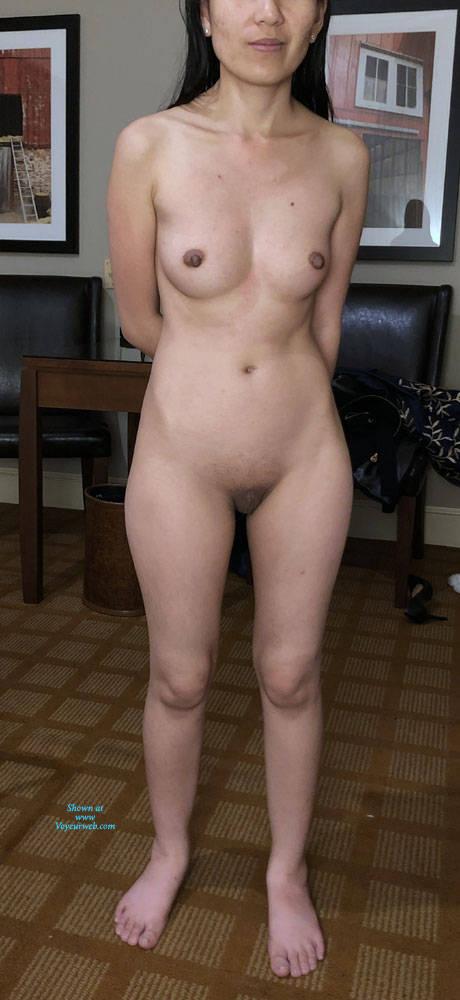 Pic #2 Hotel Nudes - Nude Girls, Brunette, Shaved, Amateur