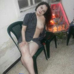Syria - Big Tits, Brunette, Amateur
