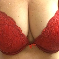 Large tits of my girlfriend - Candy