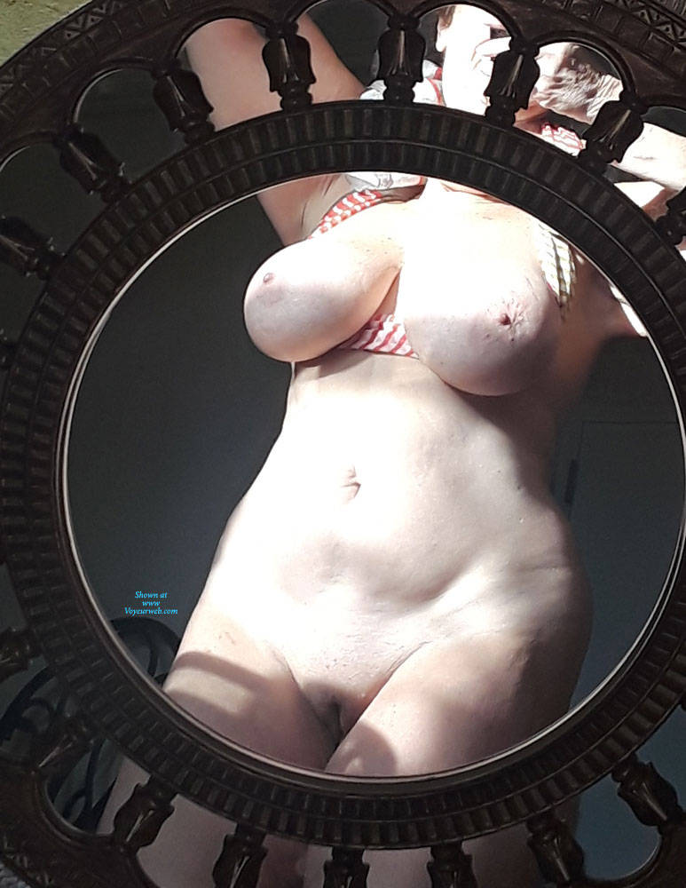 Pic #8 Mirror  - Nude Girls, Big Tits, Mature, Shaved, Amateur