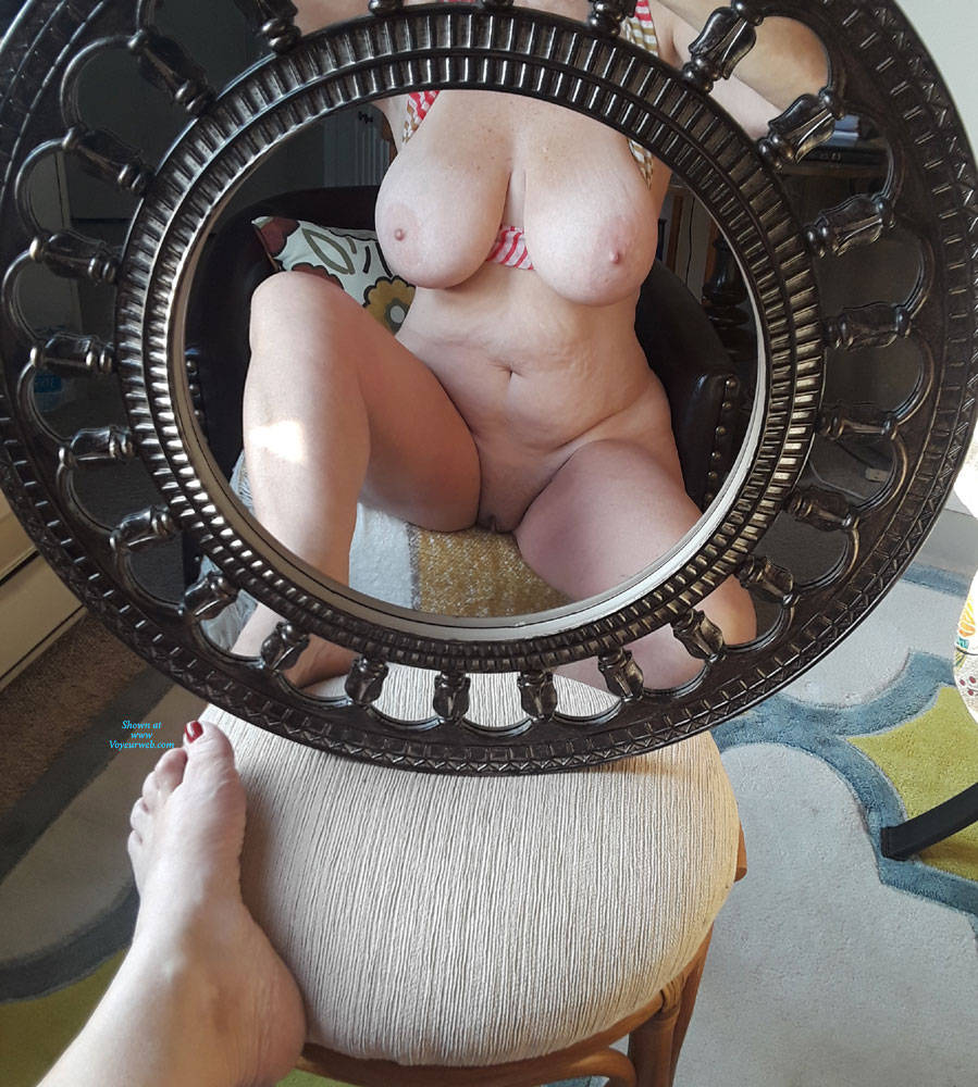 Pic #9 Mirror  - Nude Girls, Big Tits, Mature, Shaved, Amateur