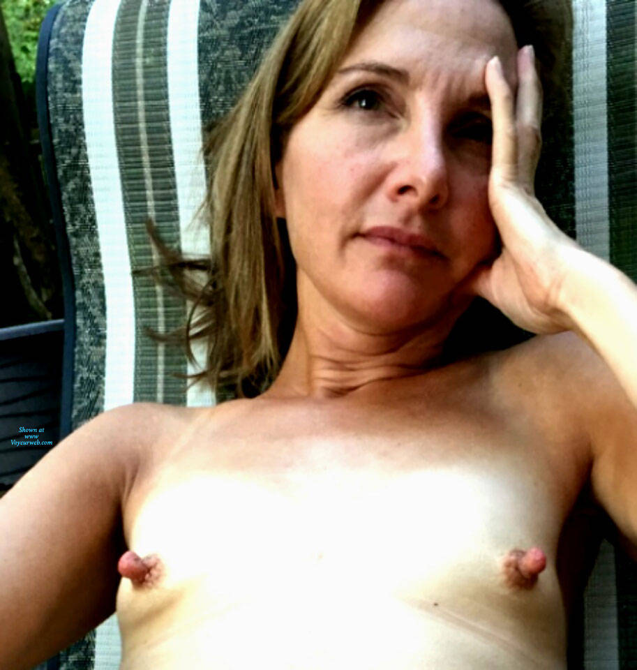 Pic #3 For You - Mature, Amateur, Long Nipples, Small Tits