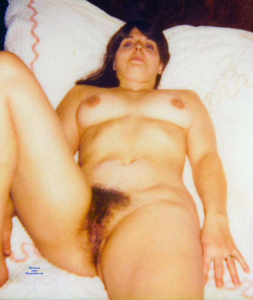 Pic #3 Vintage Sexy MILF - Nude Girls, Brunette, Bush Or Hairy, Amateur