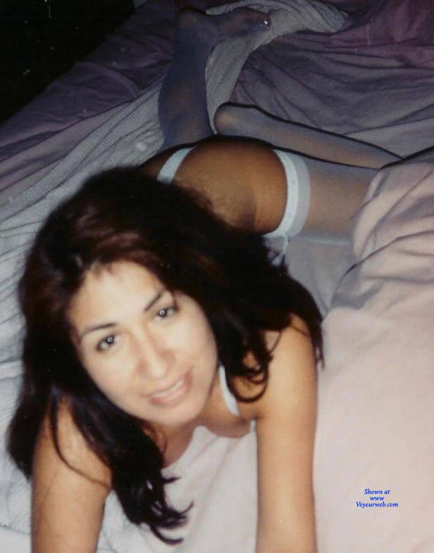 Pic #1 Sexy Latin - Brunette, Latina, Amateur