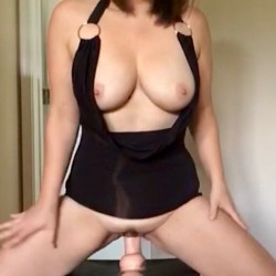 Large tits of my wife - ZoomZoom