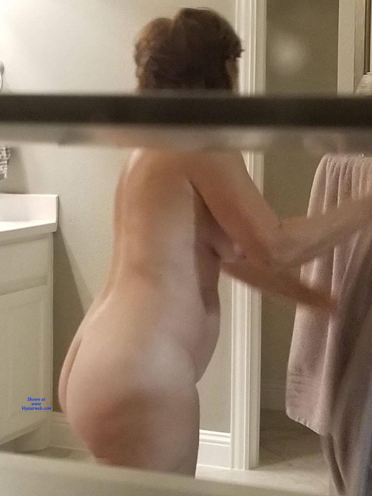 Pic #2 Through The Window - Nude Girls, Voyeur