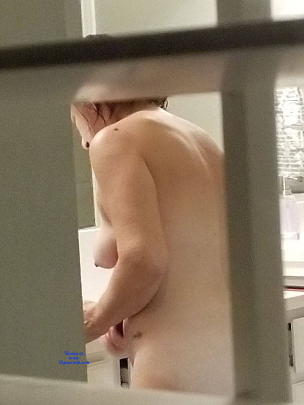 Pic #7 Through The Window - Nude Girls, Voyeur
