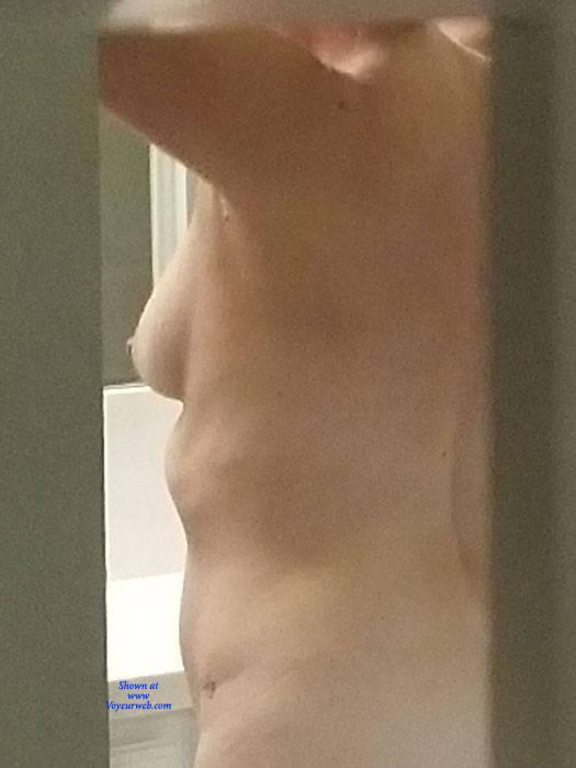Pic #8 Through The Window - Nude Girls, Voyeur