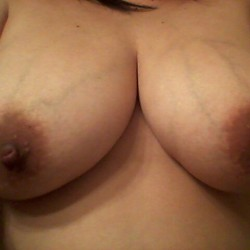 Large tits of my wife - nekob