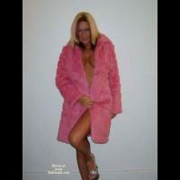 The Pink Fur Coat