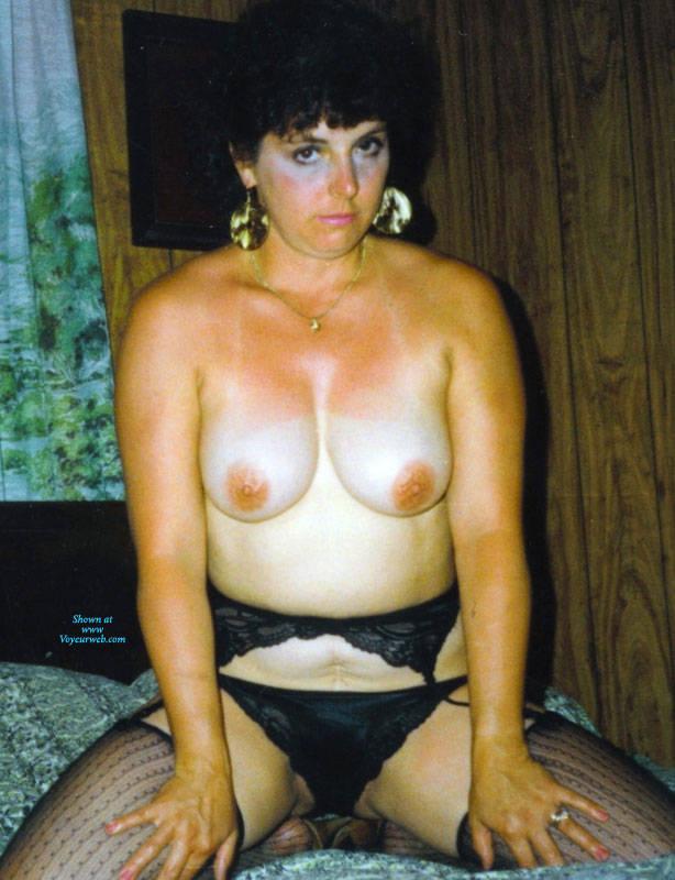 Pic #8 Vintage Sexy MILF 2 - Big Tits, Brunette, Amateur