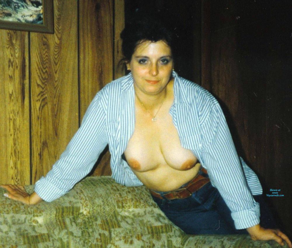 Pic #3 Vintage Sexy MILF 2 - Big Tits, Brunette, Amateur