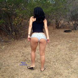 Selma Brasil - Brunette, Amateur, Outdoors