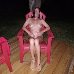 My Wife - Nude Wives, Big Tits, Mature, Outdoors, Amateur