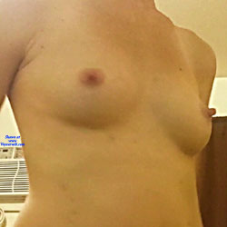 Small Tits - Nude Girls, Bush Or Hairy, Amateur, Hard Nipples