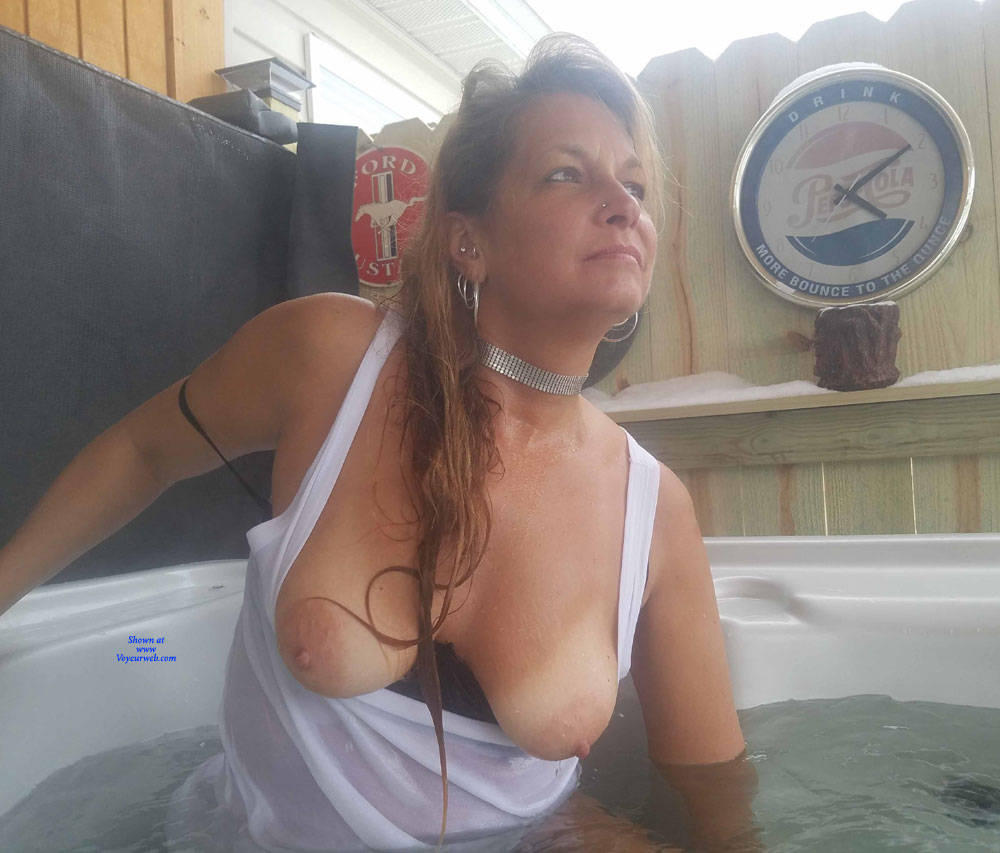 Pic #3 Cum Join Me  - Big Tits, Mature, Outdoors, Shaved, Amateur