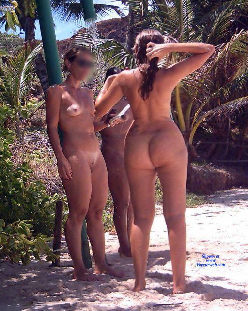 Pic #10 Tambaba Beach, Brazil 02 - Nude Girls, Outdoors, Beach Voyeur
