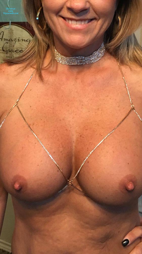 Pic #8 Testing My Comfort Zone - Big Tits, Mature, Amateur