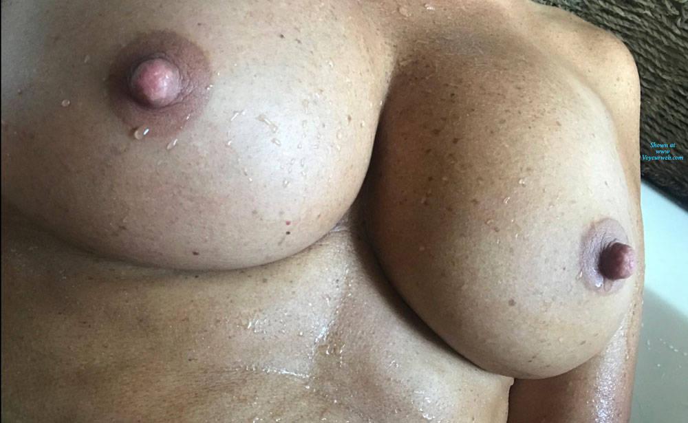 Pic #4 Testing My Comfort Zone - Big Tits, Mature, Amateur