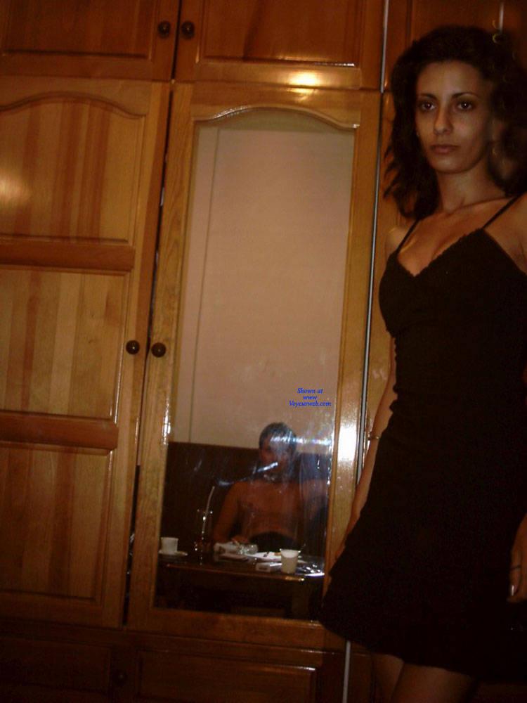 Pic #1 Che Ne Pensate? - Wives In Lingerie, Brunette, Amateur