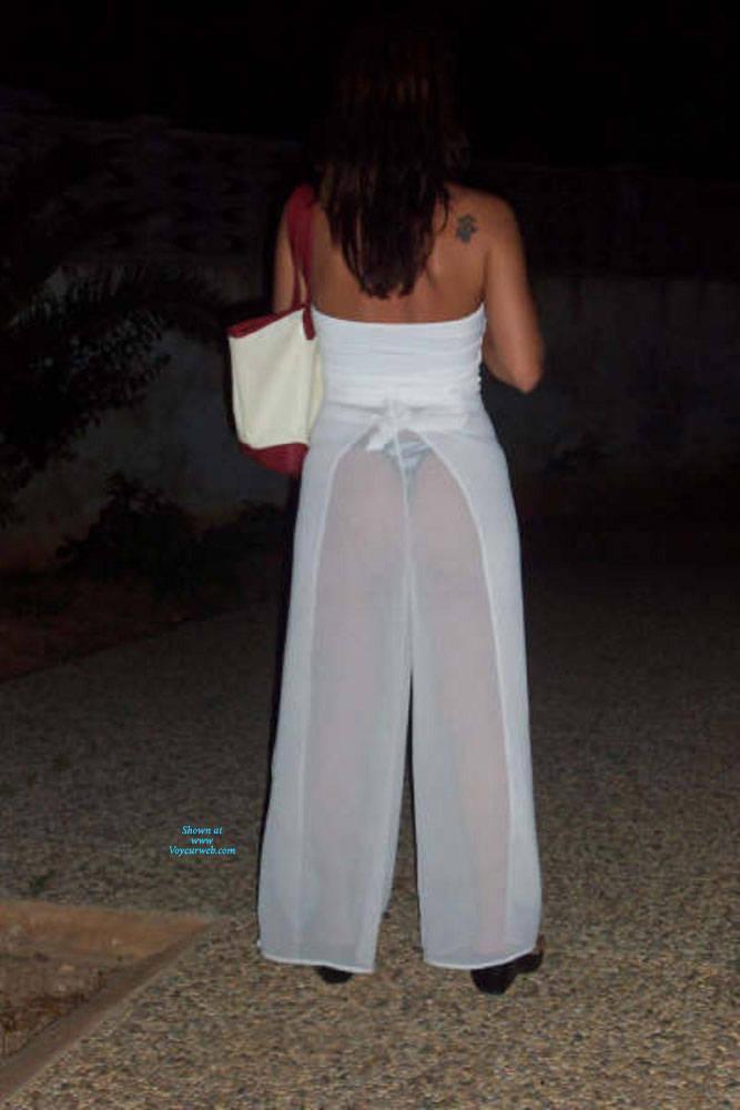 Pic #2 Mi Attengo Allo Stile Delle Altre - Brunette, Outdoors, Amateur