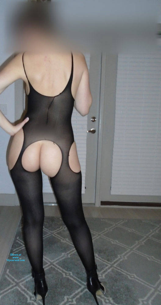 Pic #1 Trying New Outfits - High Heels Amateurs, See Through, Lingerie
