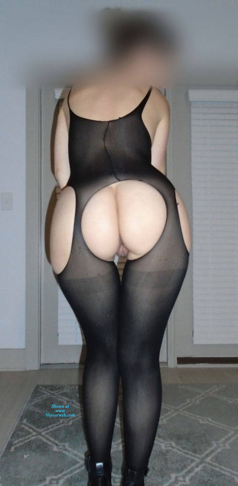 Pic #2 Trying New Outfits - High Heels Amateurs, See Through, Lingerie