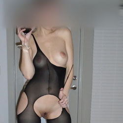 Trying New Outfits - High Heels Amateurs, See Through, Lingerie