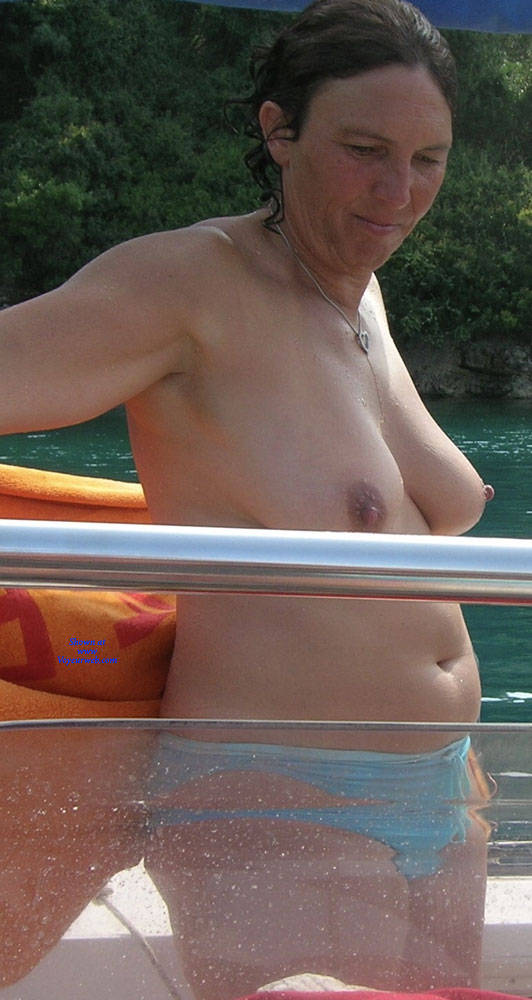 Pic #5 Lani Topless Outdoors - Topless Girls, Big Tits, Mature, Outdoors, Amateur