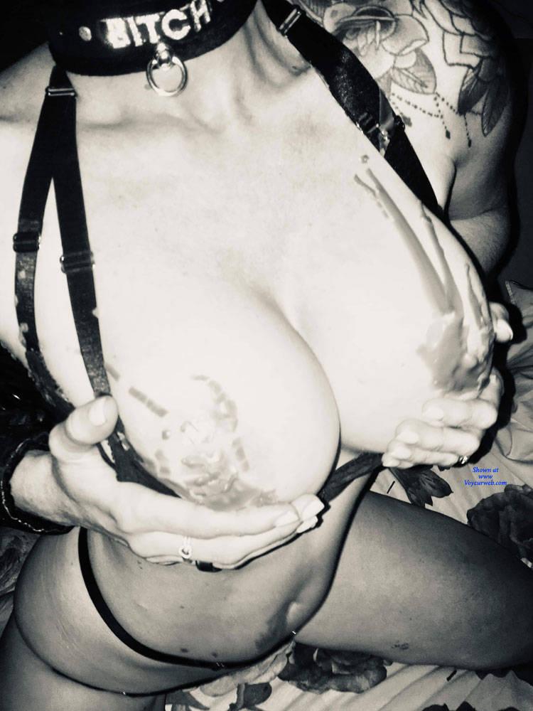 Pic #3 My Juicy Tits - Big Tits, Amateur