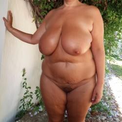 My very large tits - Vanessa