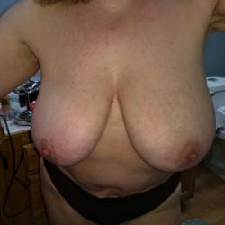 My very large tits - 32ddd