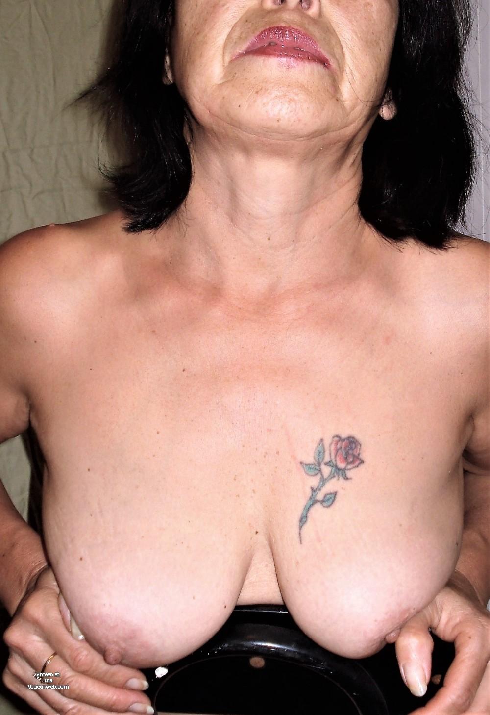 Pic #1 My medium tits - kimberlyerin
